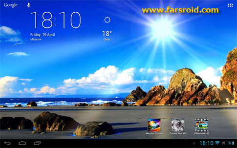 Download Weather Screen Android Apk - NEW