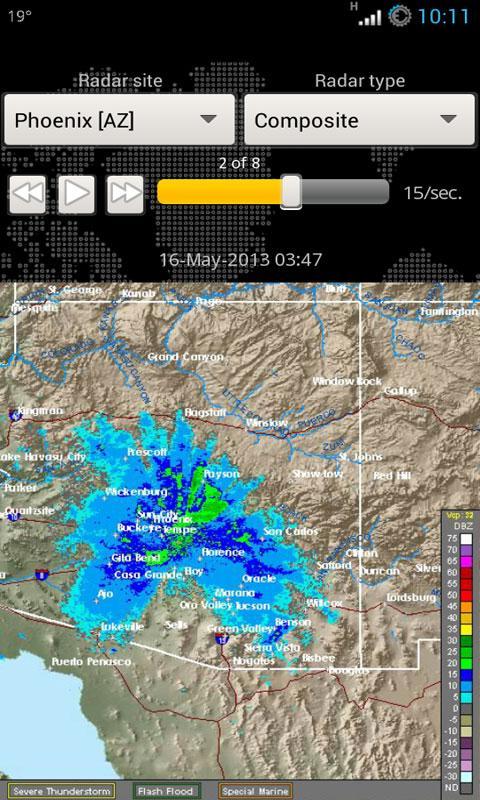 دانلود Weather Services PRO 5.0 – برنامه هواشناسی دقیق اندروید
