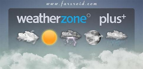 دانلود Weatherzone Plus - اپلیکیشن هواشناسی دقیق اندروید