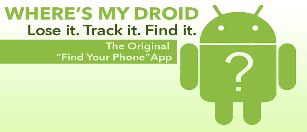 دانلود Wheres My Droid Full 6.3.3