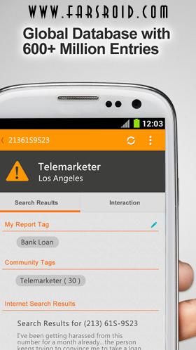 LINE whoscall- Caller ID&Block 4.0.1 – مسدودسازی تماس ها اندروید