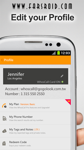 Download WhosCall – Caller ID & Block Android Apk - FREE