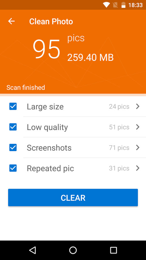 WinZip – Easily Open Zip Files Android برنامه اندروید