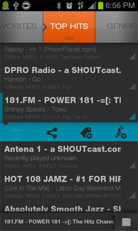 XiiaLive™ Pro - Internet Radio Android - نرم افزار اندروید