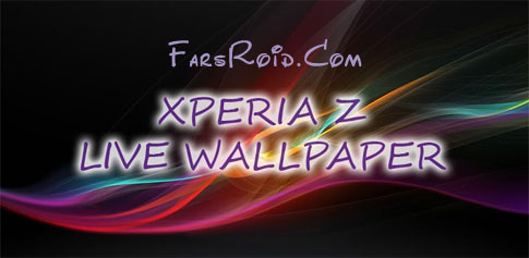 Xperia Z Live Wallpaper Android