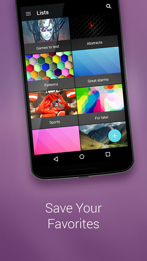 ZEDGE™ Ringtones & Wallpapers Android - برنامه اندروید