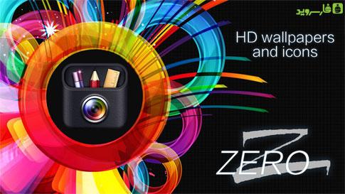 """دانلود ZERO Launcher 3.73.1 – لانچر کامل """"صفر"""" اندروید !"""