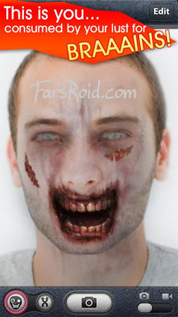ZombieBooth Android