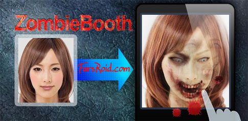 ZombieBooth - Convert photos to zombies for Android