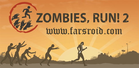 دانلود بازی Zombies, Run! - زامبی واقعی اندروید !!