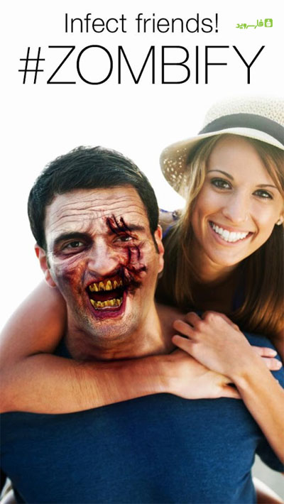 Zombify - Be a Zombie FULL Android