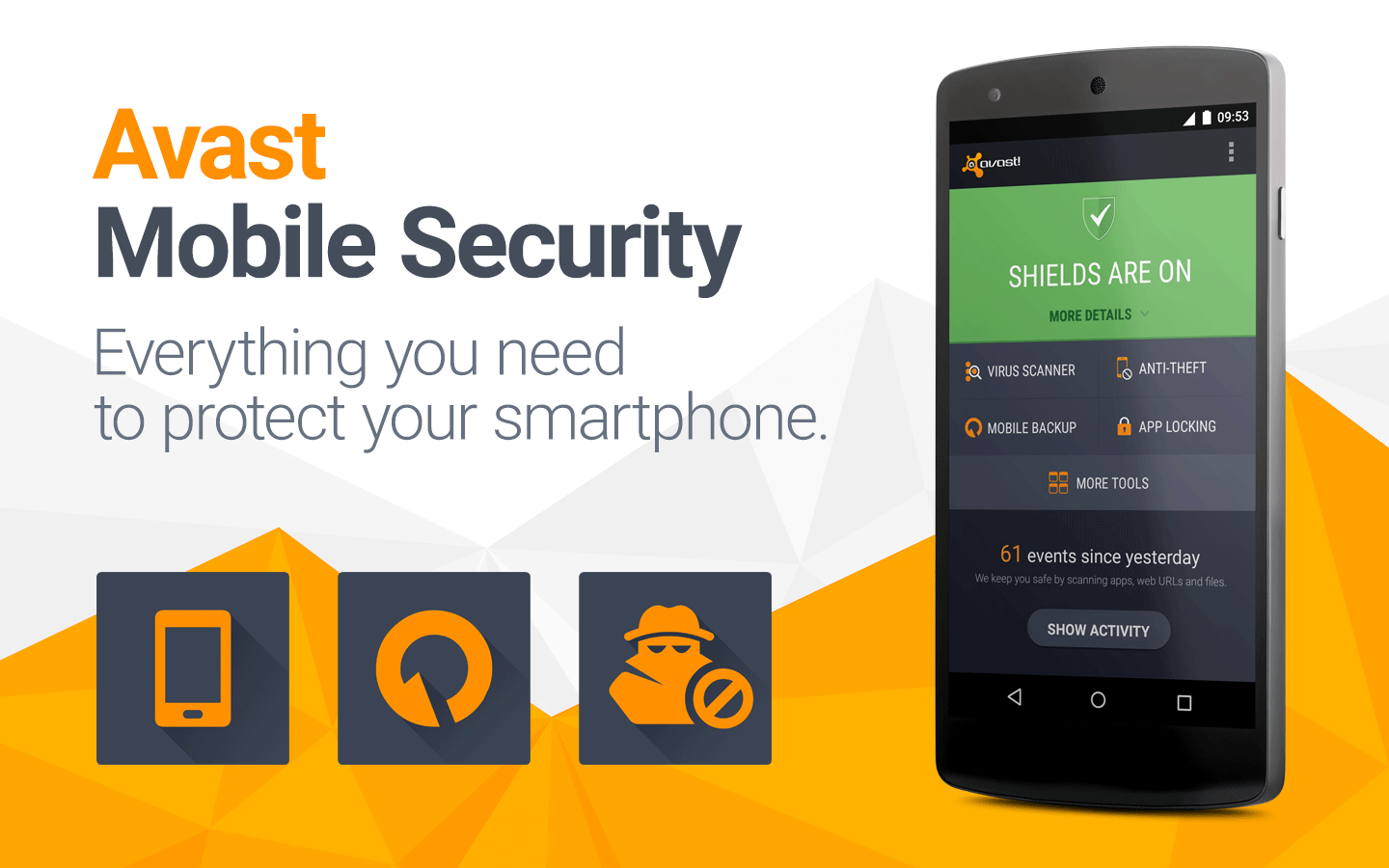 avast! Mobile Security Android