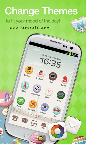 Download dodol Launcher – phone decor Android Apk - New FREE