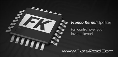 franco.Kernel updater Android
