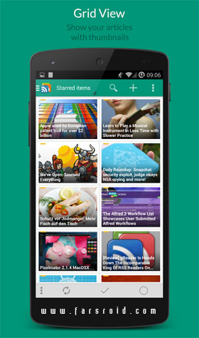 gReader Pro Feedly News 1 دانلود gReader Pro | Feedly | News 4.3.0 – فیدخوان آندروید