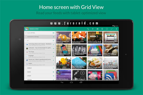 gReader Pro Feedly News 6 دانلود gReader Pro | Feedly | News 4.3.0 – فیدخوان آندروید