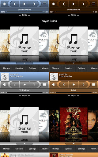 iSense Music – 3D Music Player Android