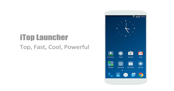 دانلود iTop Launcher - Lollipop style Prime - لانچر جدید اندروید با استایل لالی پاپ