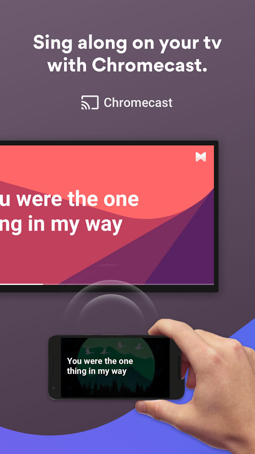musixmatch music & lyrics Android