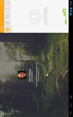 ooVoo Video Call, Text & Voice Android - برنامه رایگان اندروید