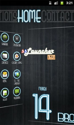 ssLauncher the Original Android