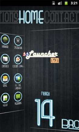 دانلود ssLauncher the Original 1.14.18 – اس اس لانچر متفاوت اندروید