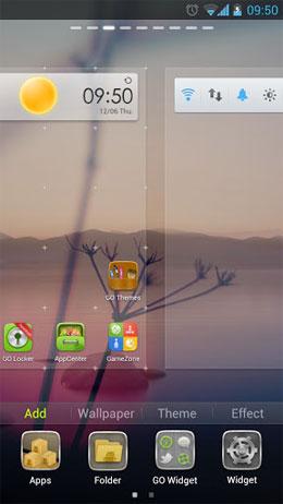 GO Multiple Wallpaper Screenshot