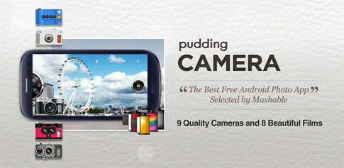 Pudding Camera For Android