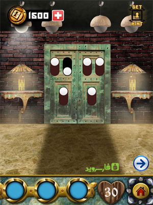 a 100 Doors Legends HD Android - بازی پازل جدید اندروید