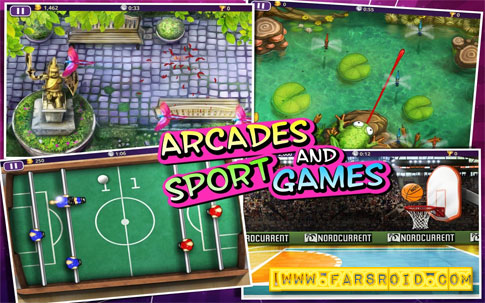 Download one hundred one-in-1 Games HD Android Apk + Obb - FREE