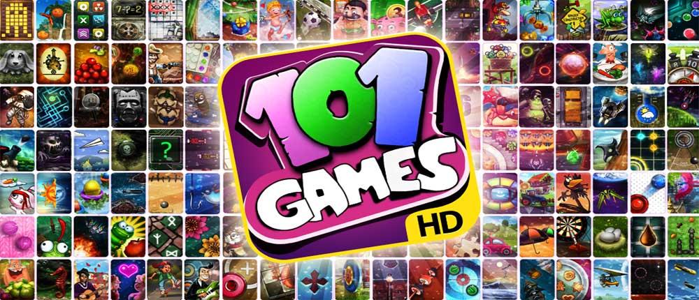 دانلود One Hundred One-in-1 Games HD - مجموعه بازی اچ دی اندروید