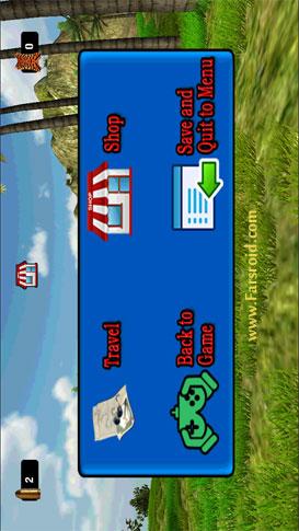 4SeasonsHunt3D Android بازی اندروید