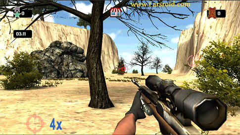 Download 4SeasonsHunt3D Android Apk + Obb - New FREE