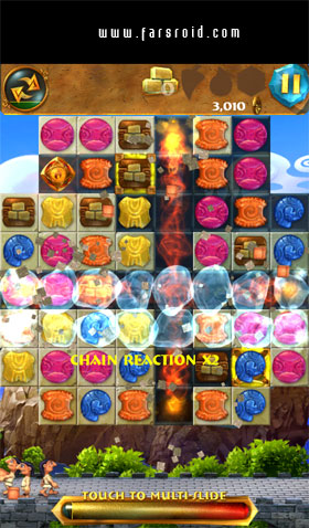 7 Wonders:Magical Mystery Tour - بازی اندروید
