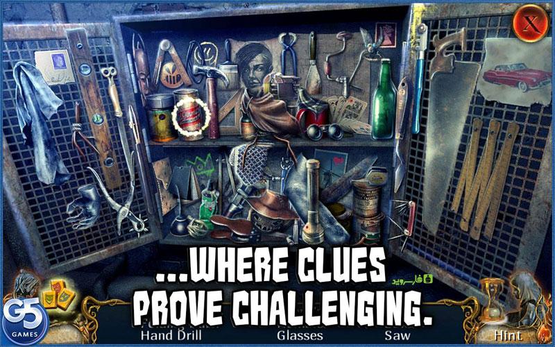 دانلود Nine Clues: The Ward 1.0 – سری جدید بازی 9 سرنخ اندروید + دیتا
