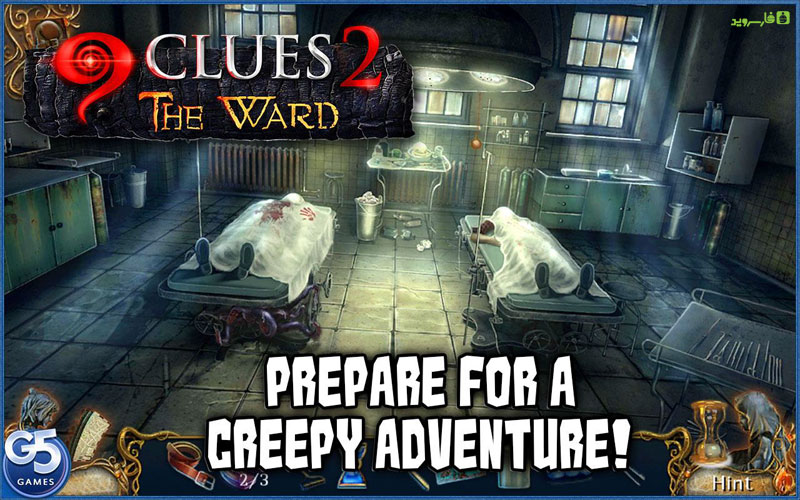 Download 9 Clues: The Ward Android Apk + Obb SD FULL - G5 Entertainment - Google Play