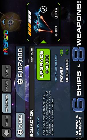 ARC Squadron: Redux Android بازی اندروید