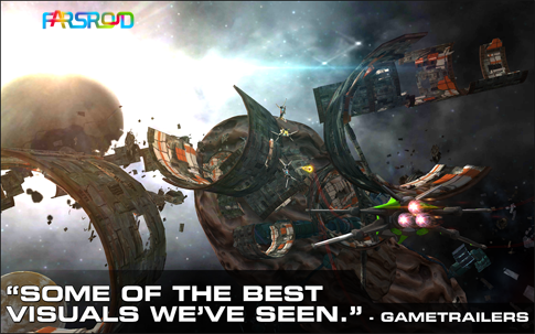Download ARC Squadron: Redux Android Apk + Data Obb