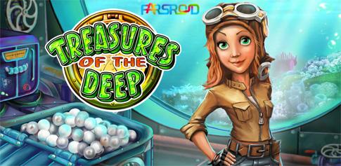 دانلود Treasures of the Deep - بازی فکری گنجینه ی اعماق اندروید