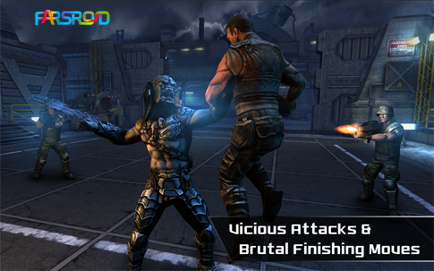 Download AVP: Evolution Android Apk + Obb