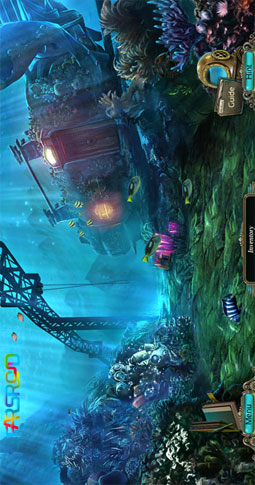 Abyss: The Wraiths of Eden Android بازی اندروید