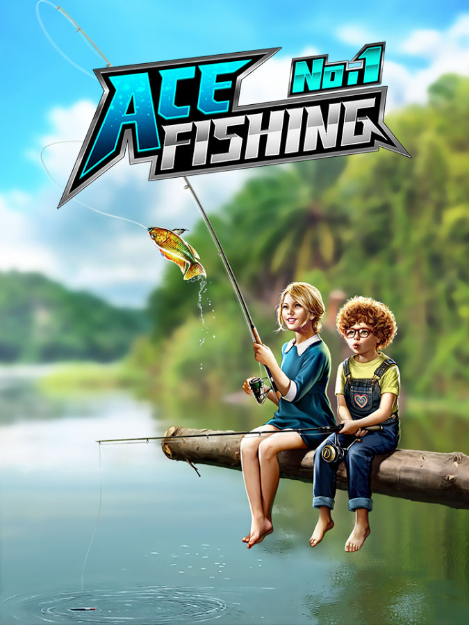 Ace Fishing: Wild Catch Android - اندروید