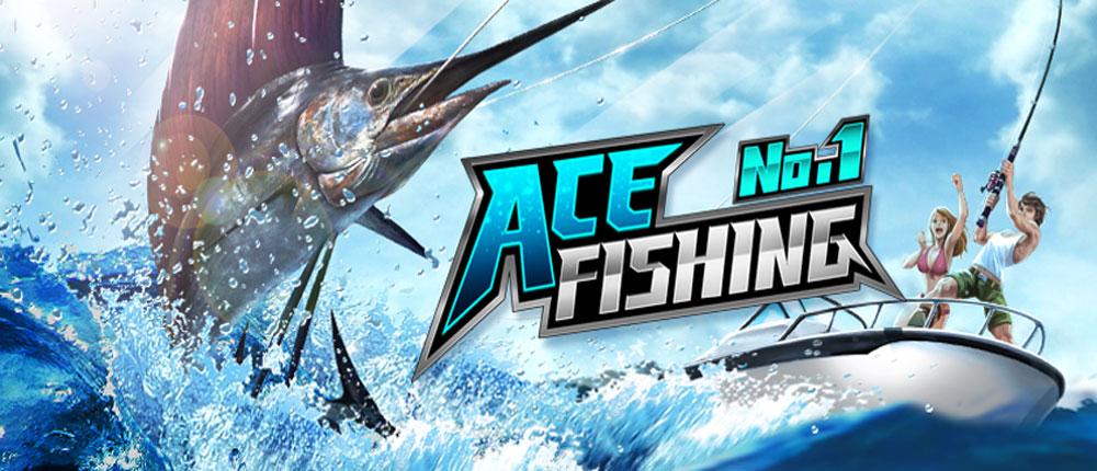 دانلود Ace Fishing: Wild Catch - بازی ماجرایی ماهیگیری اندروید