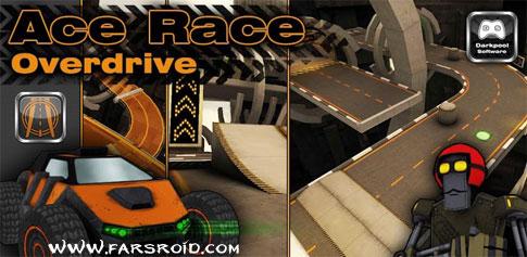 دانلود بازی Ace Race Overdrive - ماشین سواری اندروید