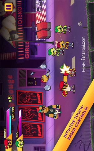 Action Mega Fight! Android بازی اندروید