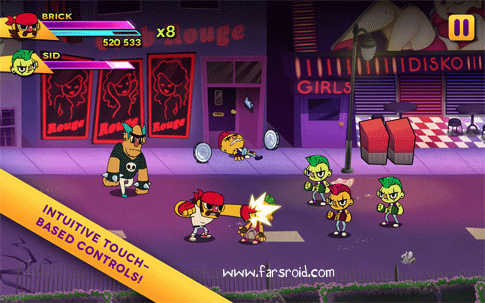 Download Action Mega Fight! Android Apk Game - NEW