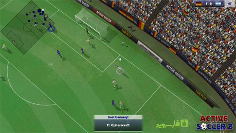 Active Soccer 2 Android
