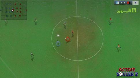 دانلود Active Soccer 2 1.1.1 – بازی فوتبال نوآورانه اندروید!