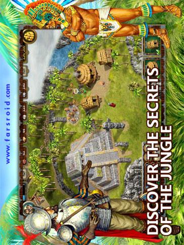 Adelantado Trilogy I Android بازی اندروید