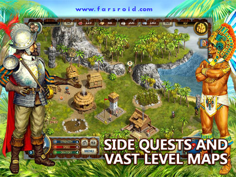 Download Adelantado Trilogy I Android Apk - New FREE